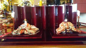 圓應寺 Buddhist memorialの雛祭り祈願用画像