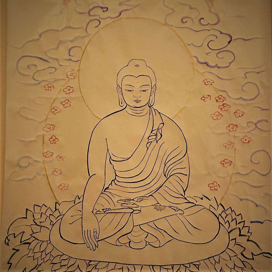 圓應寺 Buddhist memorialの七日毎の法要用画像